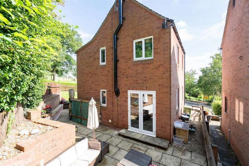 2 Bedrooms Detached House for sale in Winterway, Blockley, Gloucestershire