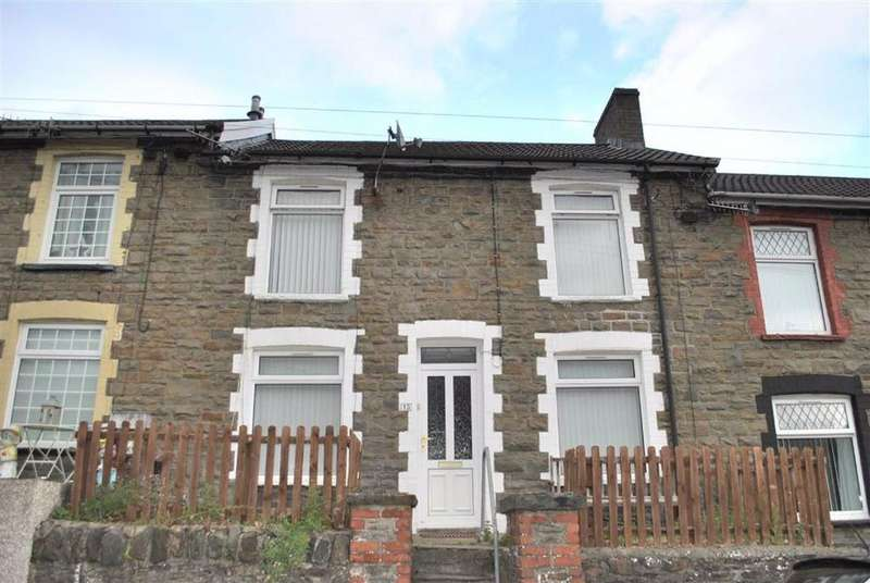 2 Bedrooms Terraced House for sale in Fothergills Road, New Tredegar