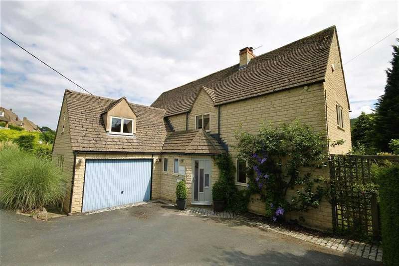 4 Bedrooms Detached House for sale in Stepping Stone Lane, Painswick, Stroud