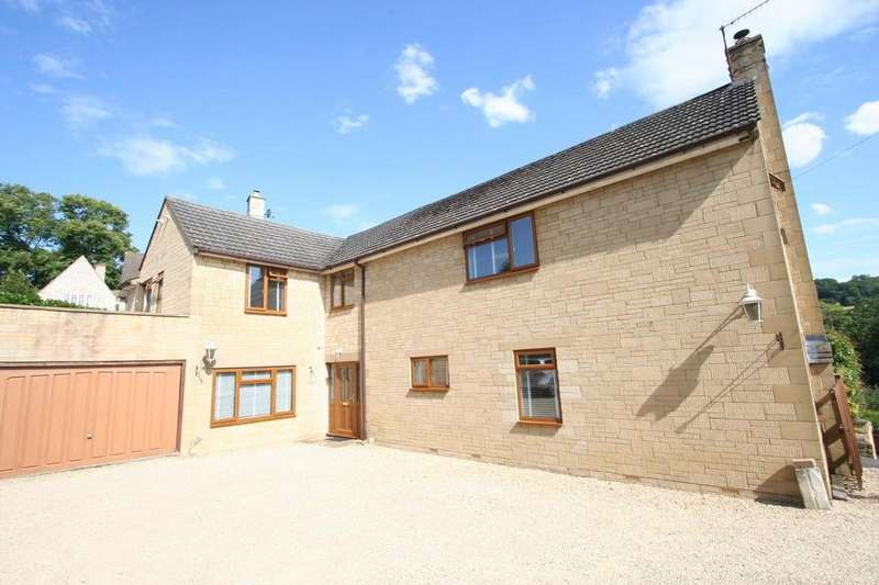 5 Bedrooms Detached House for sale in Knapp Lane, Painswick, Stroud