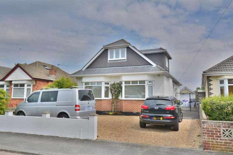 4 Bedrooms Property for sale in Hill View Road, Bournemouth