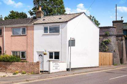 2 Bedrooms Semi Detached House for sale in Swindon Road, Cheltenham, Gloucestershire