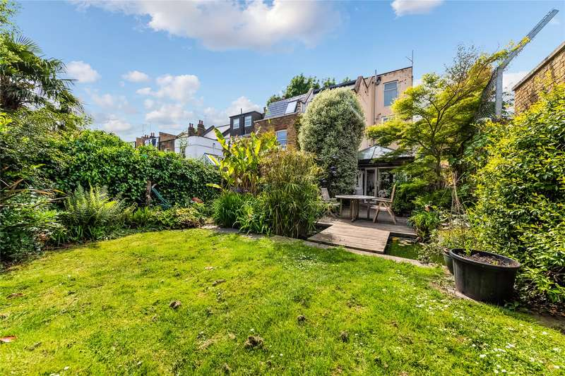 5 Bedrooms Semi Detached House for sale in Burnaby Gardens, Chiswick, W4