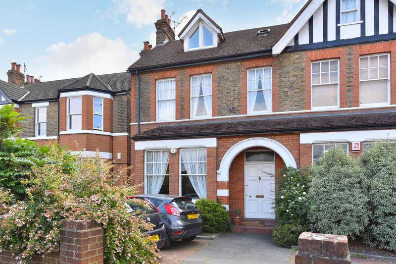 5 Bedrooms House for sale in Madeley Road, London W5