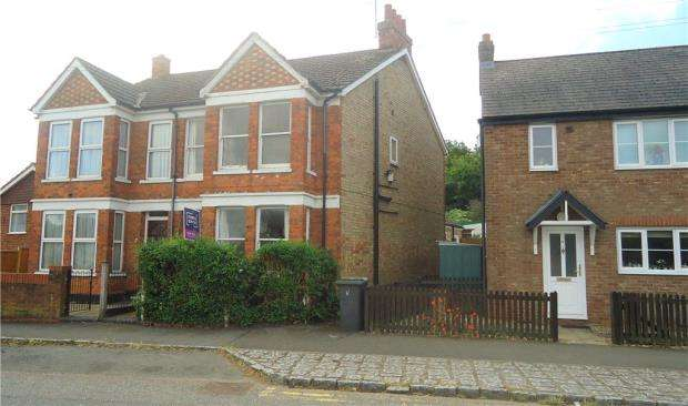 3 Bedrooms Semi Detached House for sale in Hardwick Road, Woburn Sands