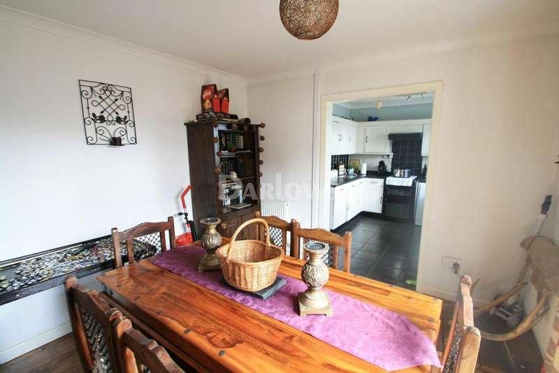4 Bedrooms Semi Detached House for sale in Rhyd-y-Cae, Rassau, Ebbw Vale, Blaenau Gwent