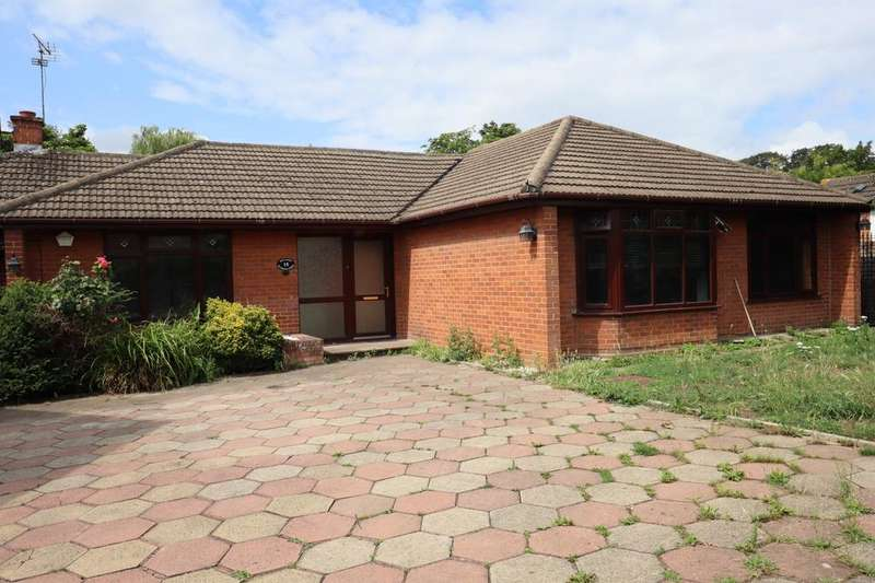 4 Bedrooms Bungalow for sale in Silverdale Street, Kempston, Bedford, Bedfordshire, MK42