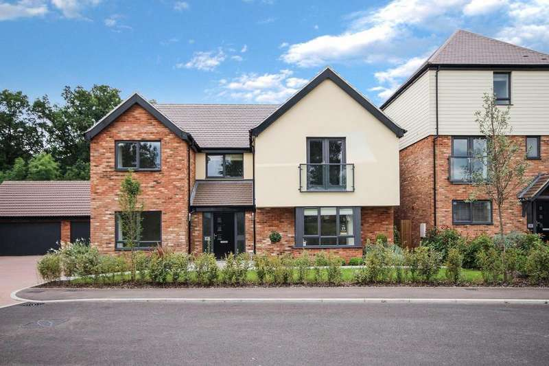 5 Bedrooms Detached House for sale in The Tavistock, Chigwell Grove, Luxborough Lane, Chigwell,Essex, IG7