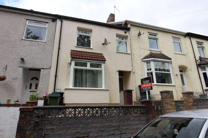 3 Bedrooms Terraced House for sale in Oakfield Road, Tredegar, Np22