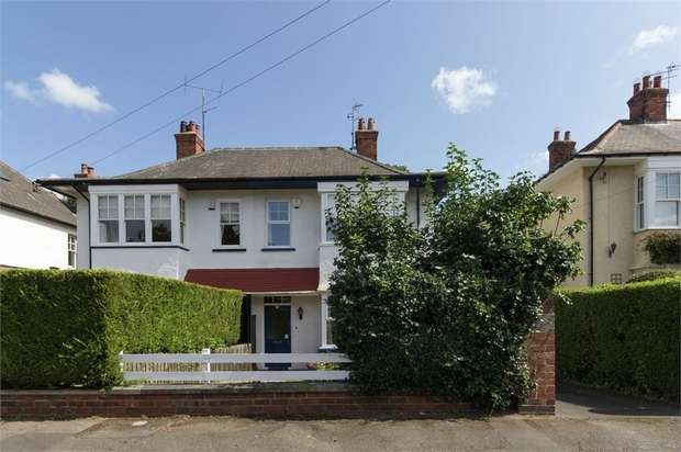 4 Bedrooms Semi Detached House for sale in Marton Avenue, Middlesbrough, North Yorkshire