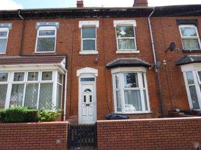 2 Bedrooms Terraced House for sale in Dearman Road, Sparkhill, Birmingham, West Midlands