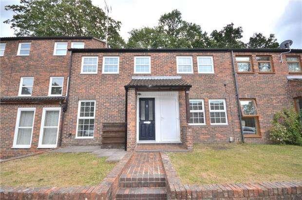 3 Bedrooms Terraced House for sale in Jevington, Bracknell, Berkshire