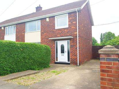 3 Bedrooms Semi Detached House for sale in Homerton Road, Middlesbrough