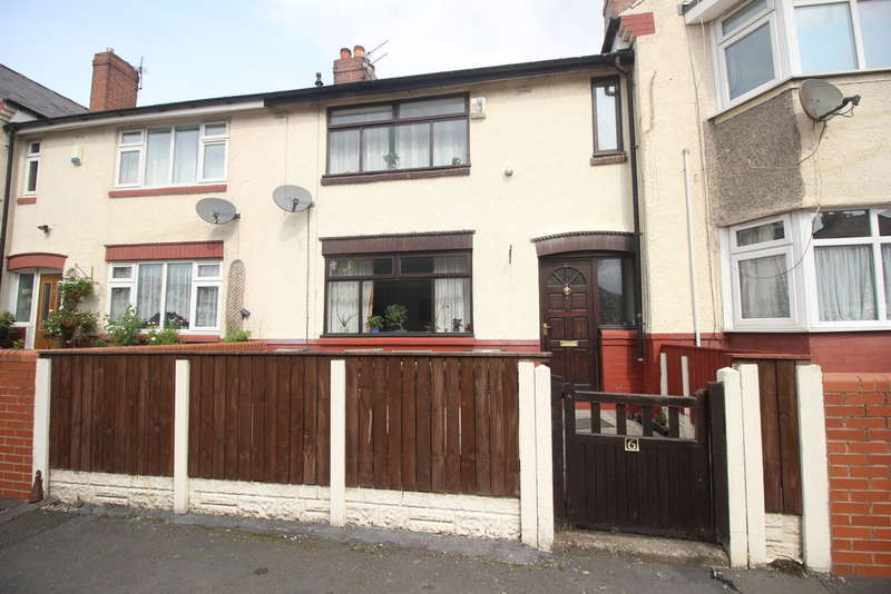 2 Bedrooms Terraced House for sale in Calder Street, Ashton-on-ribble