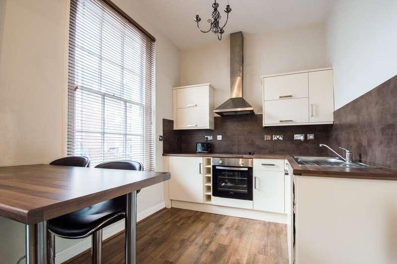 1 Bedroom Flat for sale in St Georges Terrace, Cheltenham GL50 3PT