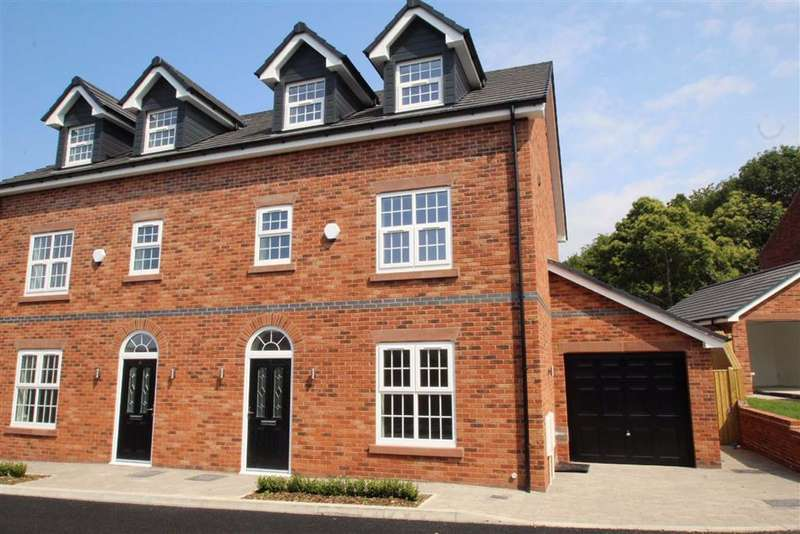 4 Bedrooms Semi Detached House for sale in High Street, Tarporley