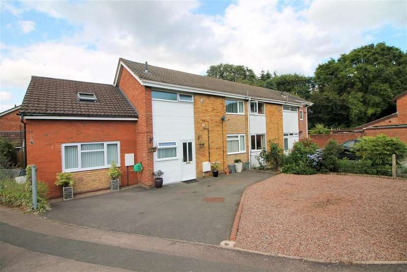 4 Bedrooms Semi Detached House for sale in Perch Drive, Mile End, Coleford