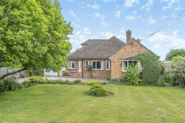 4 Bedrooms Chalet House for sale in Odell Road, Sharnbrook, Bedford