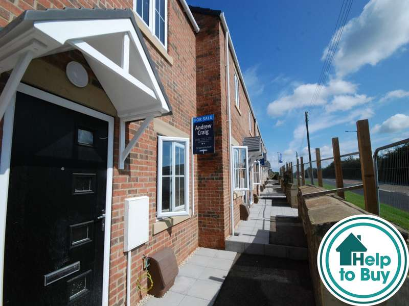 2 Bedrooms Terraced House for sale in Pickering Lodge Court, Hobson