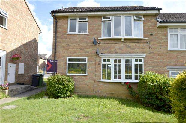1 Bedroom Maisonette Flat for sale in 93 Hawthorn Rise, Cashes Green, Gloucestershire, GL5 4QR