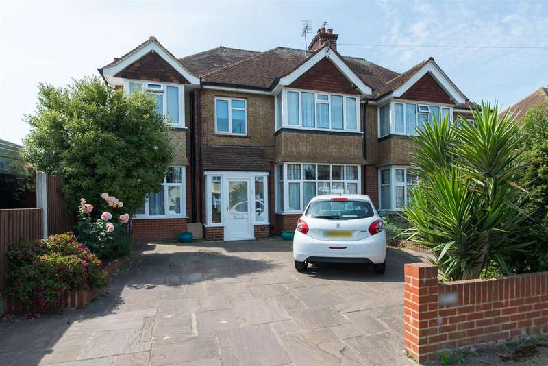 5 Bedrooms Semi Detached House for sale in Mutrix Road, Margate