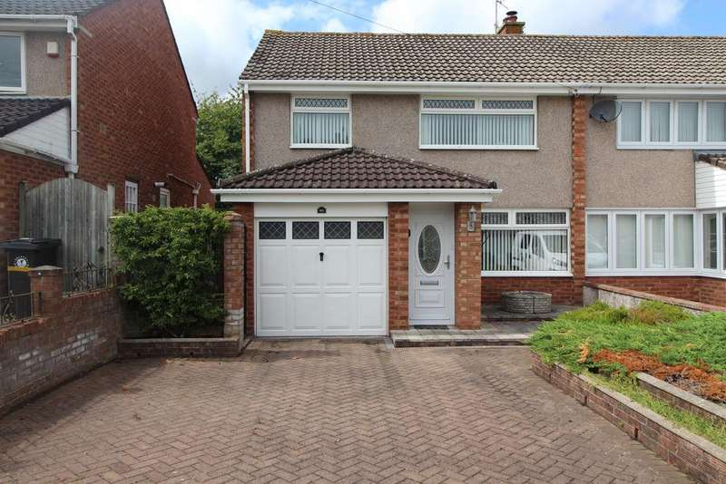 3 Bedrooms Semi Detached House for sale in Rookery Way, Whitchurch, Bristol, BS14 0DY