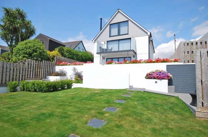 4 Bedrooms Detached House for sale in Nr Praa Sands Beach, Germoe, Penzance, Cornwall