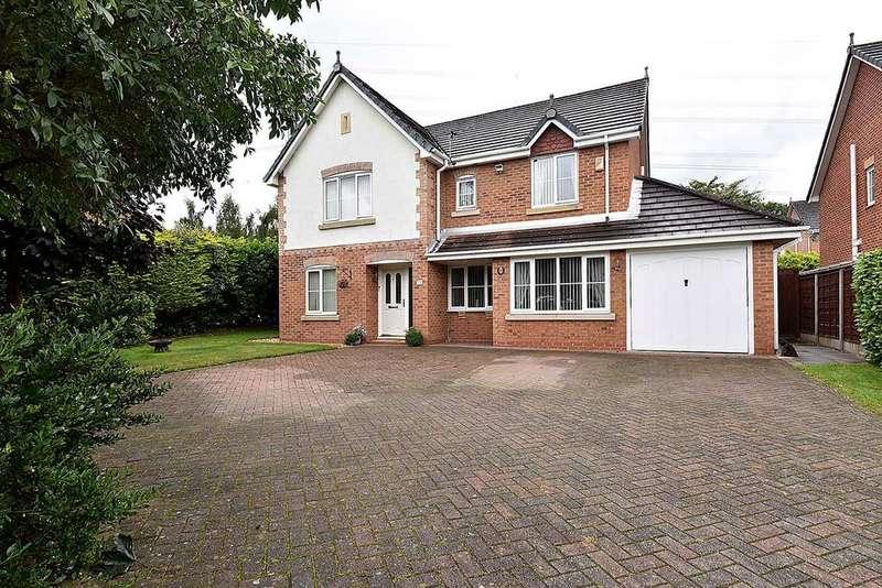 5 Bedrooms Detached House for sale in Walsingham Drive, Sandymoor