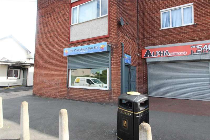 Commercial Property for sale in Park Brow Drive, Kirkby