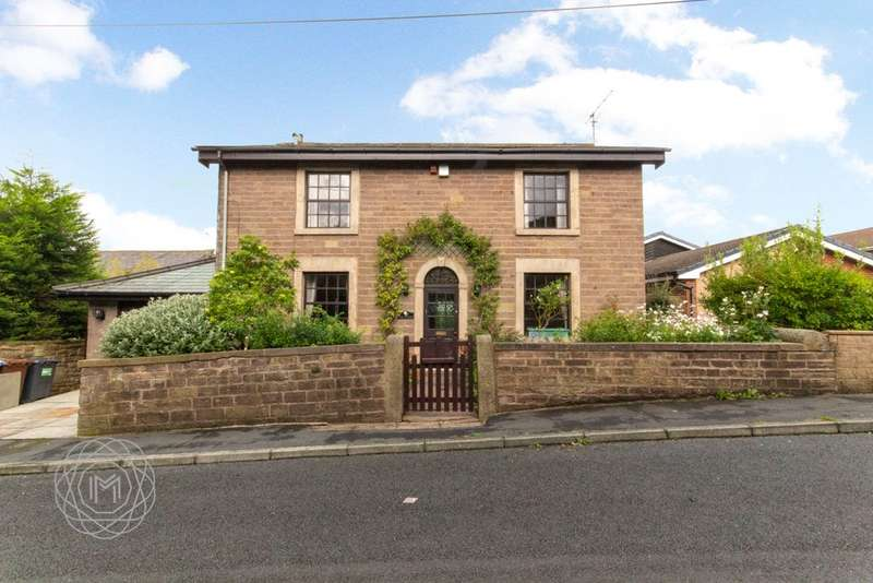 3 Bedrooms Detached House for sale in Copthurst Lane, Whittle-le-Woods, Chorley, PR6