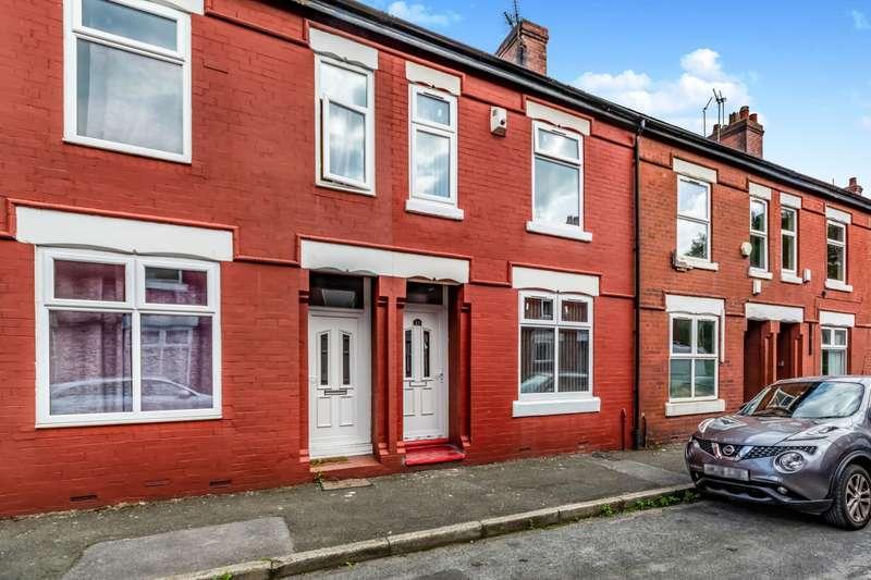 4 Bedrooms Terraced House for rent in Denham Street, Manchester