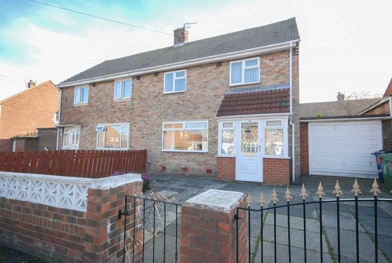 3 Bedrooms Semi Detached House for sale in Redmond Square, Redhouse