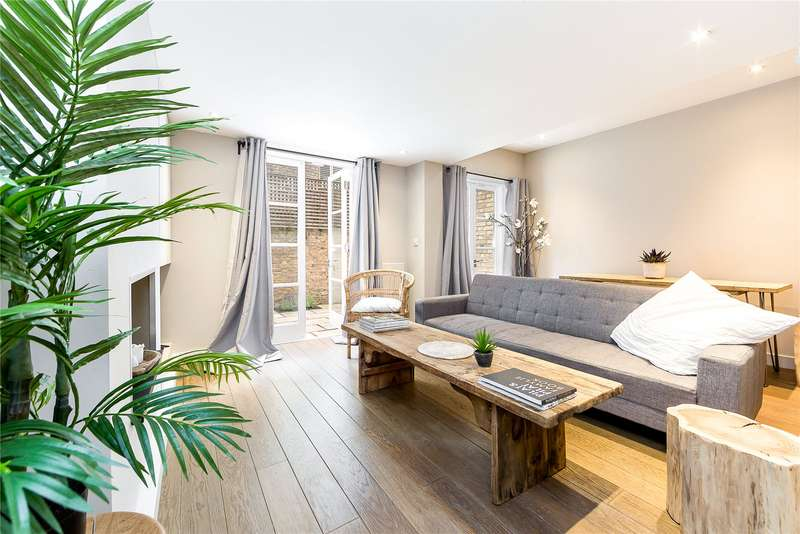 1 Bedroom Flat for sale in Redburn Street, Chelsea, London, SW3