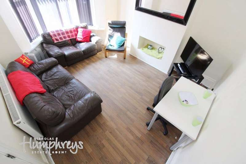 7 Bedrooms House Share for rent in St Barnabas Road, Sheffield
