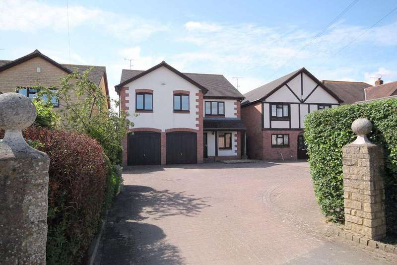 5 Bedrooms Detached House for sale in New Barn Lane, Prestbury, Cheltenham, GL52