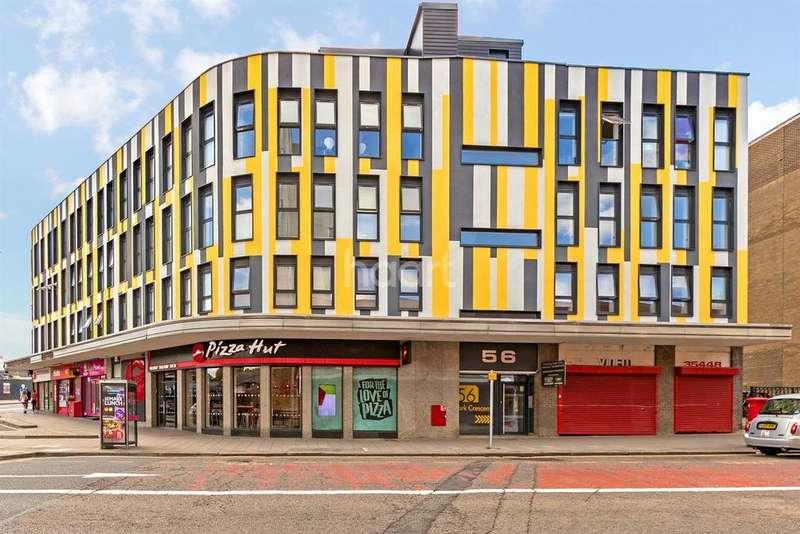 1 Bedroom Flat for sale in Park Crescent, Luton