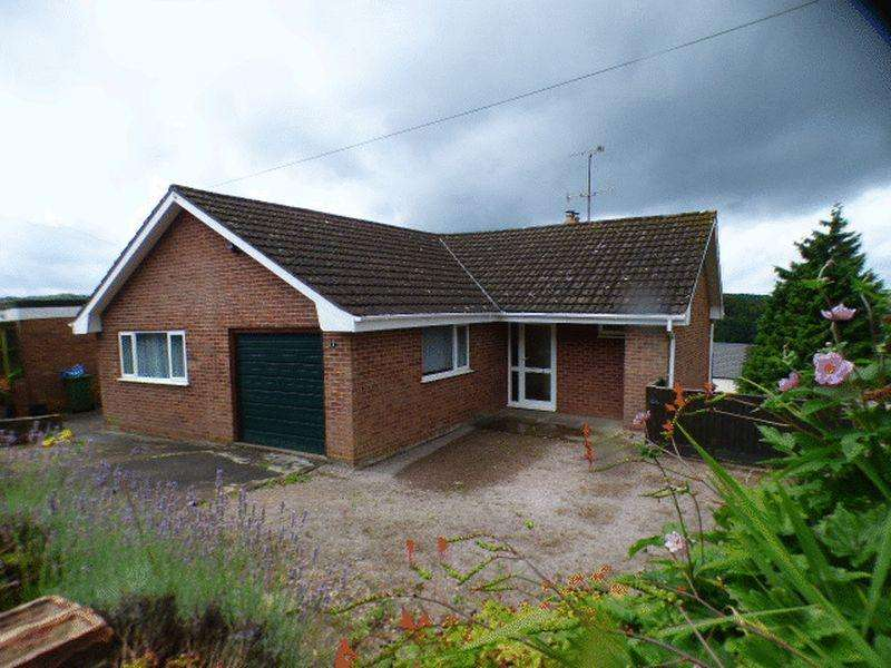 4 Bedrooms Detached House for sale in Coombe Drive, Cinderford