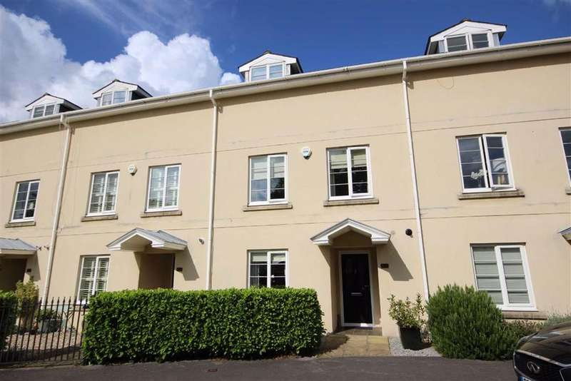 4 Bedrooms Town House for sale in Northcroft, The Park, Cheltenham, GL50