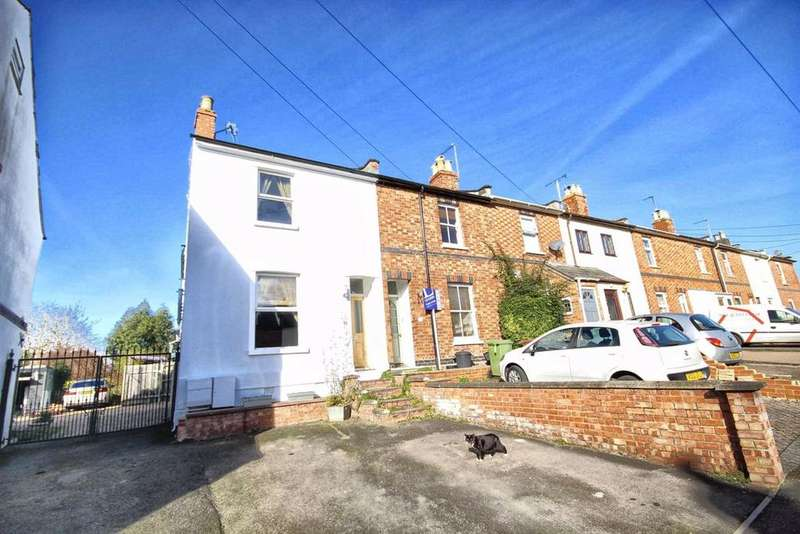 2 Bedrooms End Of Terrace House for sale in Granley Road, Benhall, Cheltenham, GL51