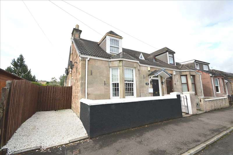 2 Bedrooms Semi Detached House for sale in Burns Street, Hamilton