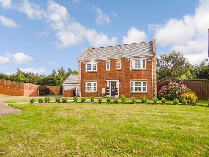 4 Bedrooms Property for sale in Western Park, Hawthorn, Seaham, Durham, SR7 8BF