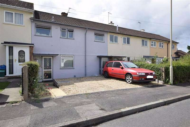 3 Bedrooms Terraced House for sale in Penhill Road, Penhill Road, Matson, Gloucester