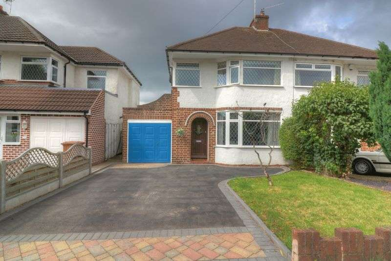 3 Bedrooms Property for sale in Malcolm Road, Solihull
