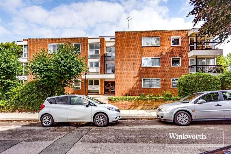 2 Bedrooms Flat for sale in Greenacres, Hendon Lane, Finchley, London, N3