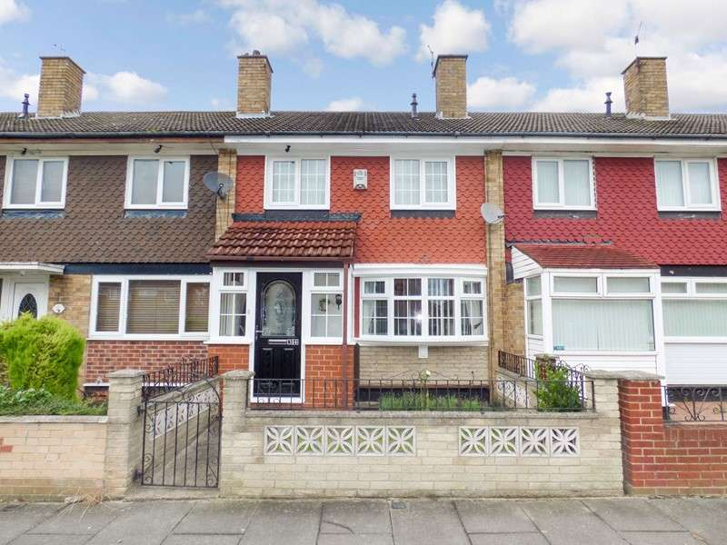3 Bedrooms Property for sale in Barholm Close, Netherfields, Middlesbrough, Cleveland, TS3 0PX