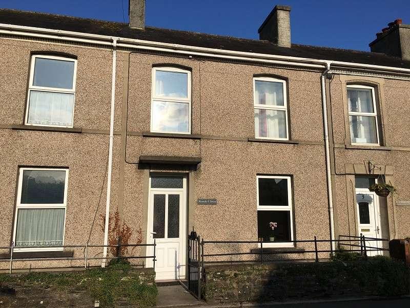 3 Bedrooms Terraced House for sale in Rhandirydelyn, 2 Cilcennen Terrace, Llandeilo, Carmarthenshire SA19 7HP