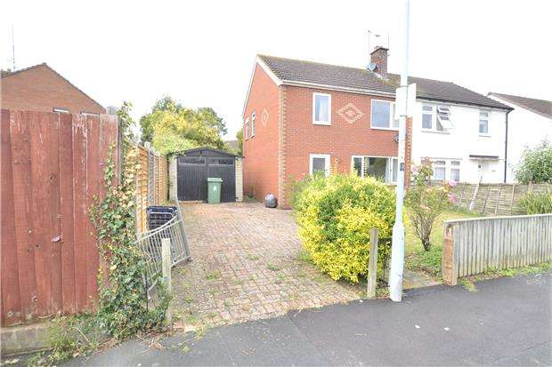 3 Bedrooms Semi Detached House for sale in Colwell Avenue, Hucclecote, GLOUCESTER, GL3 3LY