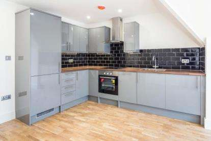 1 Bedroom Flat for sale in 49 - 49a High Street, Lyndhurst