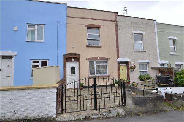 3 Bedrooms Terraced House for sale in Greenbank Road, Greenbank, Bristol, BS5 6EY