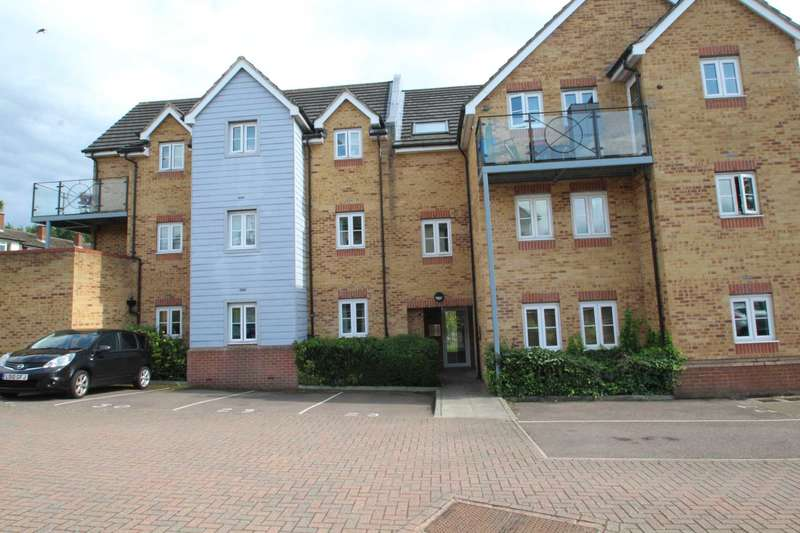2 Bedrooms Apartment Flat for sale in Willow Court, Ebberns Road